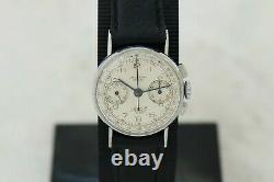 1940s UNIVERSAL Geneve COMPUR CARABELLI MILANO Chronograph mechanical Cal. 289