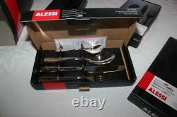 ALESSI NUOVO MILANO 16 PIECE TABLE CUTLERY SET (4 x 4 Piece Sets) NEW & BOXED