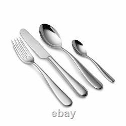 Alessi Nuovo Milano 24-Piece Cutlery Set UK SELLER