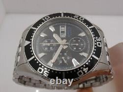 Breil Milano Manta Chronograph Bw0496 Oversize Bracelet Automatic Watch