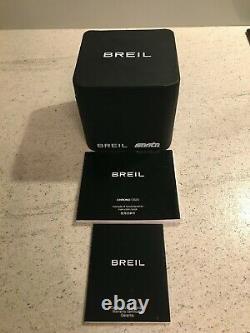 Breil Milano Mens Watch Chrono OS20 Very Good Condition