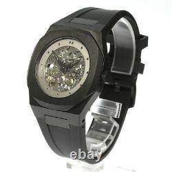 D1 MILANO Skeleton collection skeleton Dial Automatic Men's Watch 635916