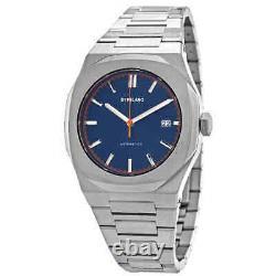 D1 Milano Atlas Automatic Blue Dial Men's Watch ATBJ04