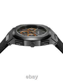 D1 Milano CHNJ01 Gear chronograph 42 mm men`s 5ATM