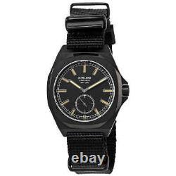 D1 Milano Commando Quartz Black Dial Men's Watch MTNJ01