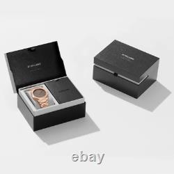 D1 Milano D1-CHBJ02 Men's Rush Black Stainless 41.5mm Chronograph Watch