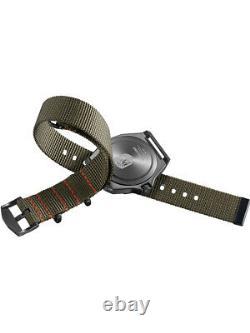 D1 Milano MTNJMS Commando Metal Slug Limited Edition 38mm 10ATM