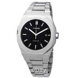 D1 Milano P701 Automatic Black Dial Men's Watch ATBJ01