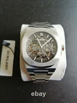 D1 Milano Skeleton 41.5mm Watch