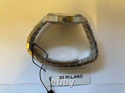D1 Milano Skeleton 41mm Men's Watch Seiko NH70 Japanese Automatic SKBJ02