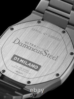 D1 Milano UTBJDM Ultra Thin Damasco 40mm 5ATM