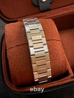 D1 Milano Watch Ultra Thin 40 MM With Two Watch Travel Case