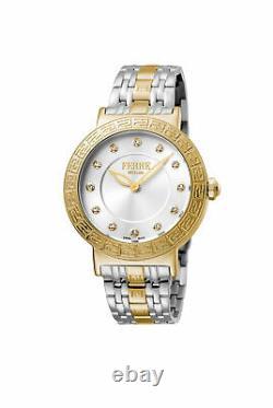 Ferre Milano Women's FM1L041M0211 Two-Tone Stainless Steel Wristwatch