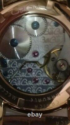GAGA MILANO 5010 48mm men's Dial Fashion Manual Wristwatch