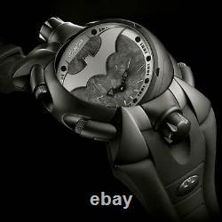 GAGA MILANO × Batman 8000 watches Limited to 300 Model Men Watch 48mm Quartz