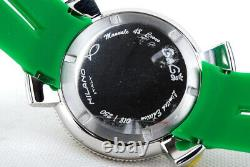 GAGA Milano Manuale 6050. LE. 01 Limited Edition Stainless Steel Watch 48MM