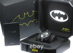 GaGa MILANO Batman 8000 8000. BT. 01 black Dial Quartz Men's Watch 602682