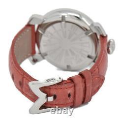 GaGa MILANO Manual 40 5020-2 Gray shell Dial Quartz Ladies Watch F#97600