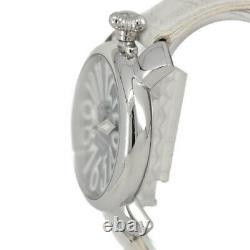 GaGa MILANO Manual 40 Gray shell Dial Quartz Ladies Watch K#D0020