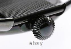 GaGa MILANO Manuale Slim 46 5082.1 black Dial Quartz Men's Watch 563429