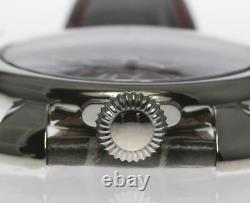 GaGa MILANO Manuale Slim 46 5084.2 Small seconds Quartz Men's Watch 601610