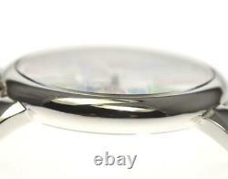 GaGa MILANO Manuale Slim 46mm 5080.1 Silver Dial Quartz Men's 542029