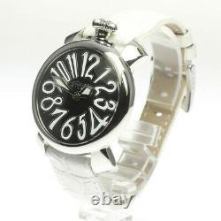 GaGa MILANO Manuale40 5020.4 Black shell Dial Quartz Ladies Watch 631166