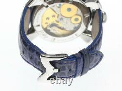 GaGa MILANO Manuale48 5010. MOSAICO1 multicolor Dial Hand Winding Men's 604021