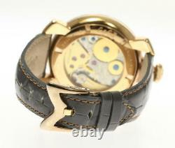 GaGa MILANO Manuale48 5011.07S Small seconds Hand Winding Men's Watch 544455