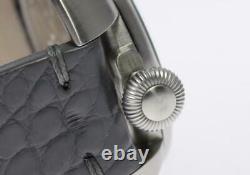 GaGa MILANO Manuale48 5310.02 skeleton skeleton Dial Hand Winding Men's 601796