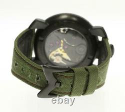 GaGa MILANO Manuale48 camouflage 5012.5S 500 limited Hand Winding Men's 544393