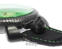 GaGa MILANO Manuale48MM 5016.11S green Dial Hand Winding Men's Watch 560763
