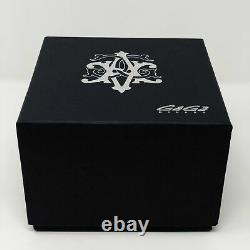 GaGà Milano 925 Argento Men's Mechanical Watch Blue Limited Edition