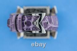 GaGà Milano Quartz Ladies Watch Napoleone Lilac 40MM Stainless Steel 6030.7