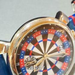 Gaga Milano Manuare 48MM 5010. LAS VEGAS. 03 Manual Winding Dart Limited 300