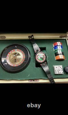 Gaga Milano Manuare 48mm Las Vegas 5012. LV01S Casino Roulette Trump Manual Watch