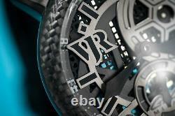 Gaga Milano Vinicius Jr. Men's Mechanical Hand winding Watch Steel Limited