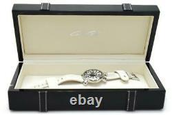 Gaga Milano Watch Manuale 5020 40mm Quartz Men's Black X White 872777