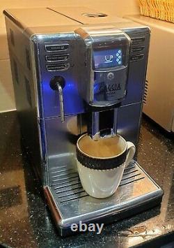 Gaggia Milano Anima Deluxe Bean To Cup Coffee Machine