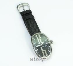 Grimoldi Milano Borgonovo Black Dial Automatic Watch