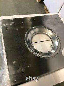 LIFESTYLE STAINLESS STEEL MILANO PIZZA OVEN NEWithBOXED, MARKED/BLEMISH (RM9)