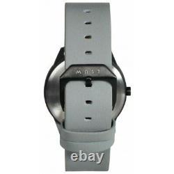 MAST Milano A24-BK405M. BK. 11I Mens 24 Hour Single-hand Quartz watch