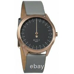 MAST Milano A24-RG404M. BK. 11I Mens 24 Hour Single-hand Quartz watch