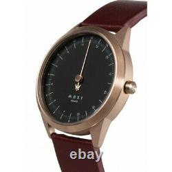 MAST Milano A24-RG404M. BK. 16I Mens 24 Hour Single-hand Quartz watch