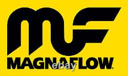 Magnaflow 51205 High-Flow Catalytic Converter Round 2.25 In/Out OEM GRADE OBDII