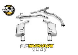 Magnaflow Ford Fusion Mercury Milan Lincoln Mkz Zephyr V6 Catback Exhaust System