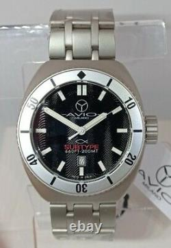 Men's Watch, AVIO MILANO, Subtype Property, Diver 200 MT, Made IN Italy, Series