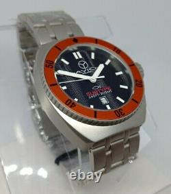 Men's Watch, AVIO MILANO, Subtype Property, Diver 200Mt, Made IN Italy, Limited