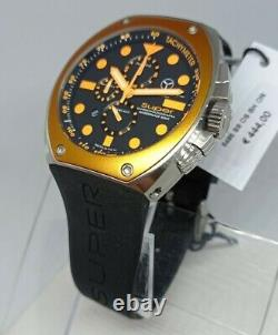 Men's Watch, Super AVIO MILANO, Chrono, Case XL 46mm, Limited Edition Numbered