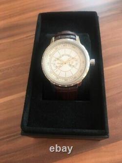 Milano Silver Gold Luxury Watch from Filippo Loreti